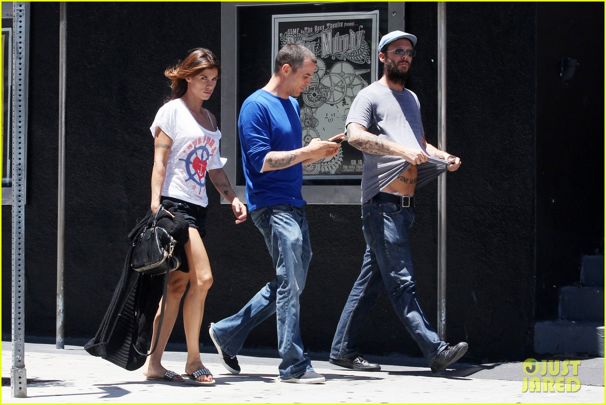 elisabetta canalis steve o step out 082678772