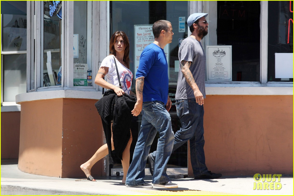 elisabetta canalis steve o step out 10