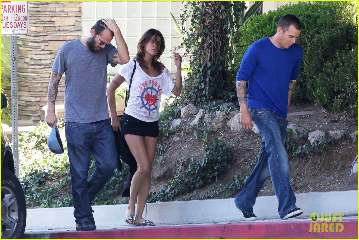 elisabetta canalis steve o step out 152678779