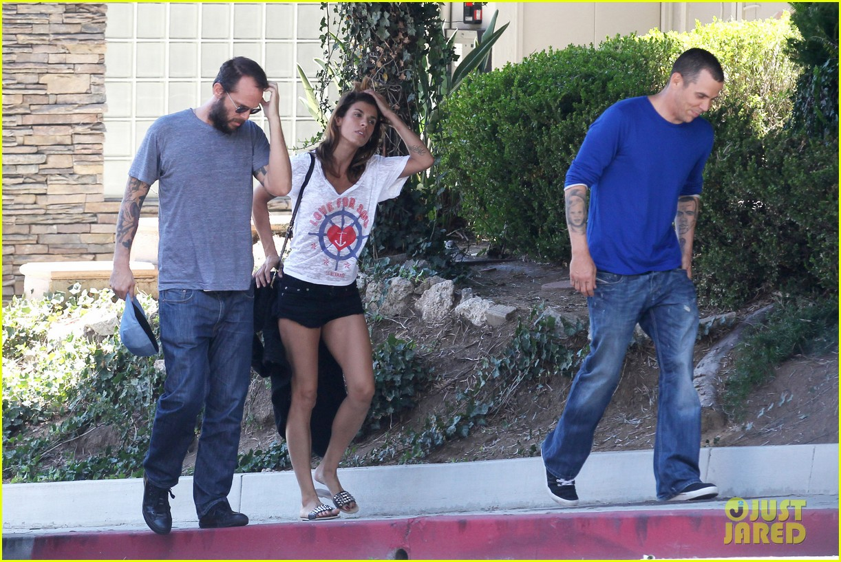elisabetta canalis steve o step out 192678783