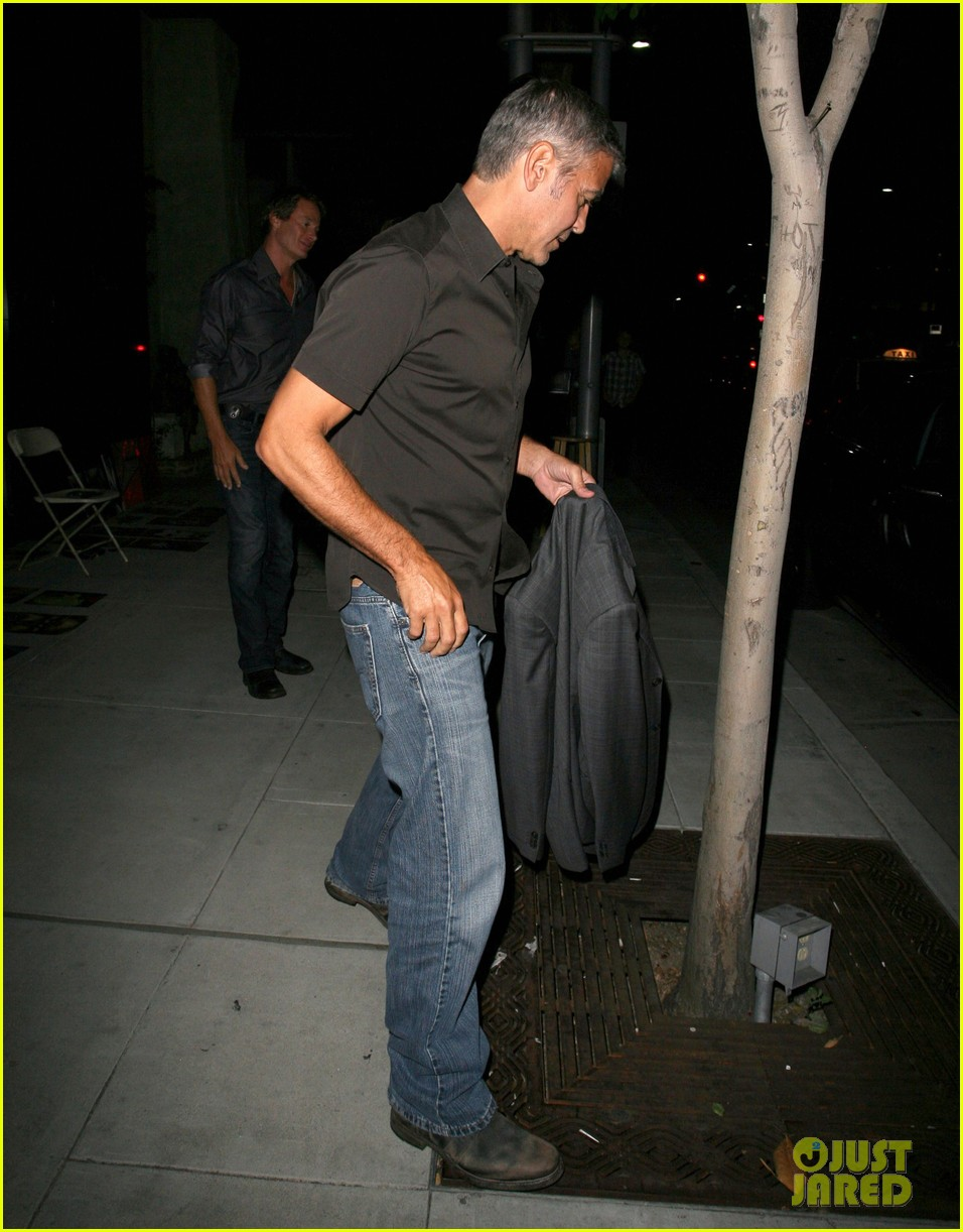 george clooney stacy keibler date night 012672177