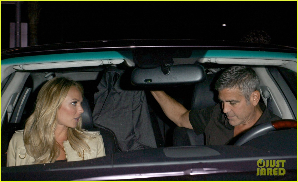 george clooney stacy keibler date night 022672178