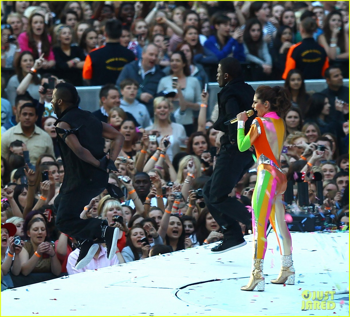 cheryl cole rita ora summertime ball 282672830