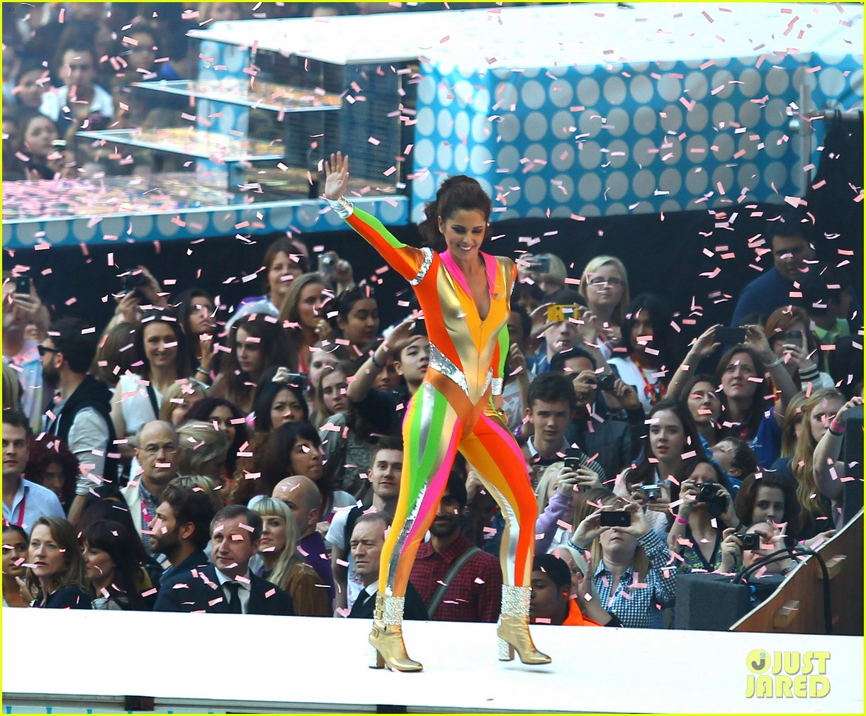 cheryl cole rita ora summertime ball 302672832