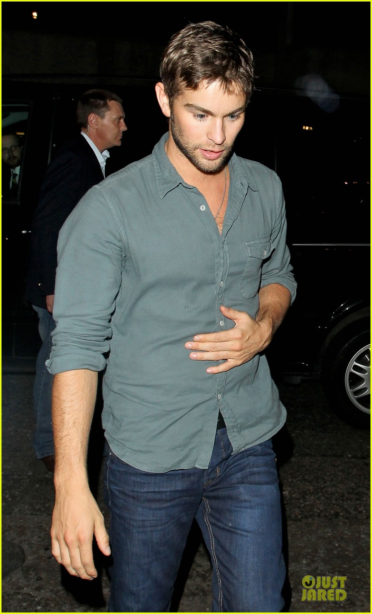 chace crawford matthew morrison london night 072680121