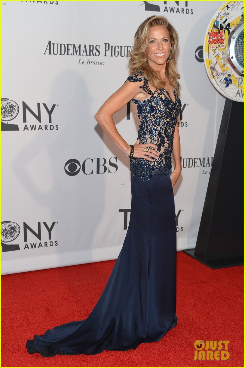 sheryl crow tony awards 2012 red carpet 032673195