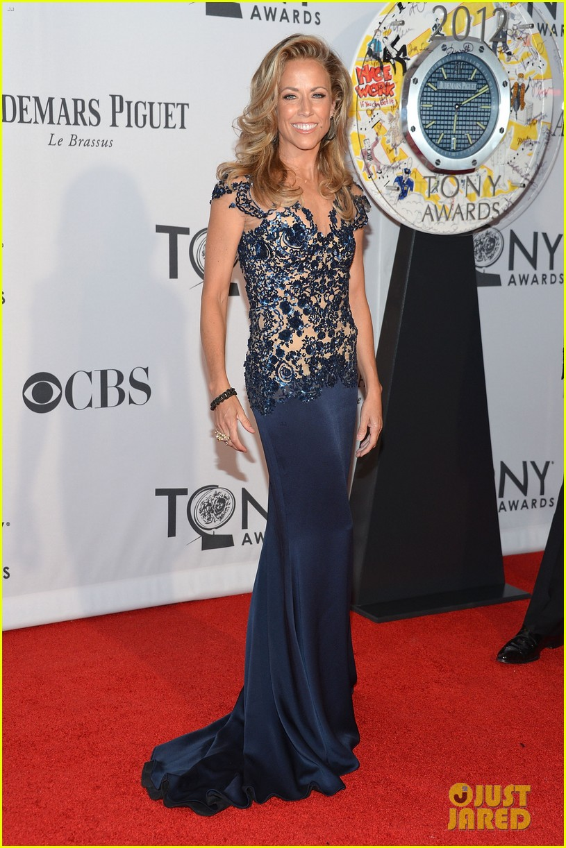sheryl crow tony awards 2012 red carpet 052673197