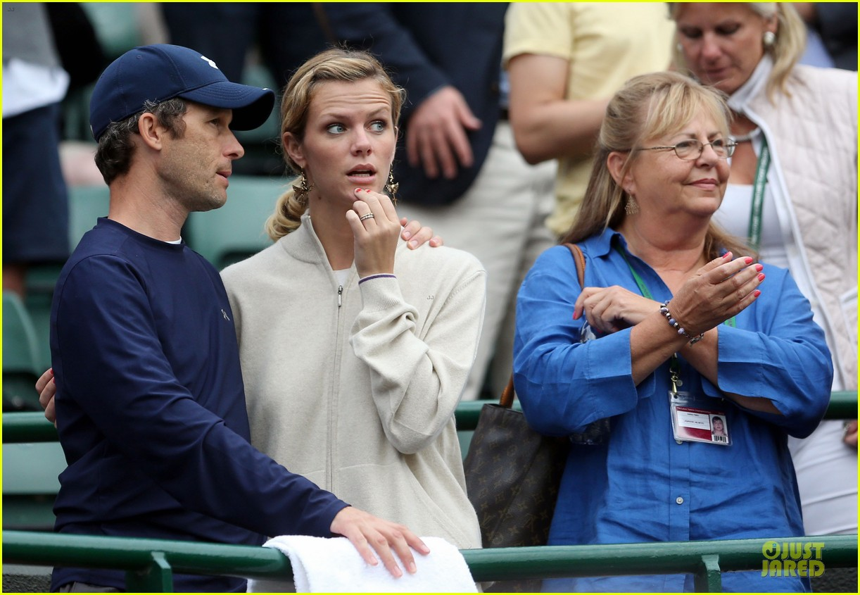 decker and brooklyn Andy roddick