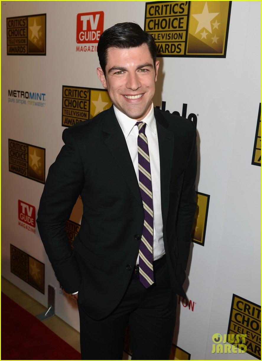 zooey deschanel critics choice television awards 2012 142676818