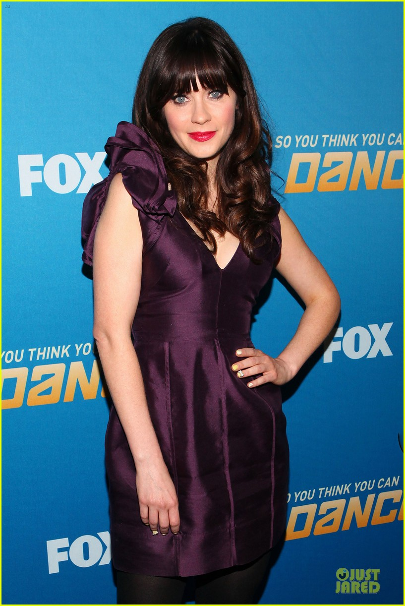 zooey deschanel so you think you can dance 052680507
