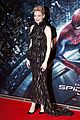 emma stone andrew garfield spider man rome premiere 01