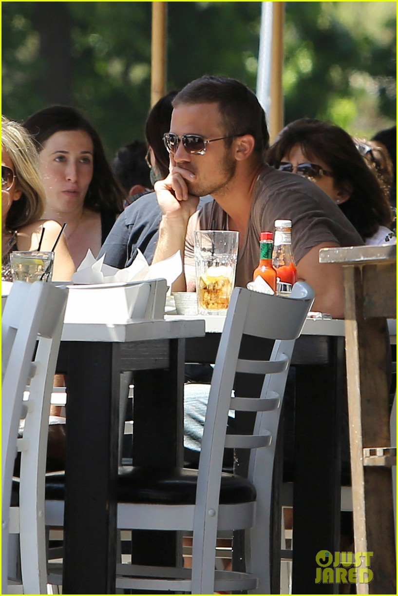 cam gigandet toast lunch 052672484