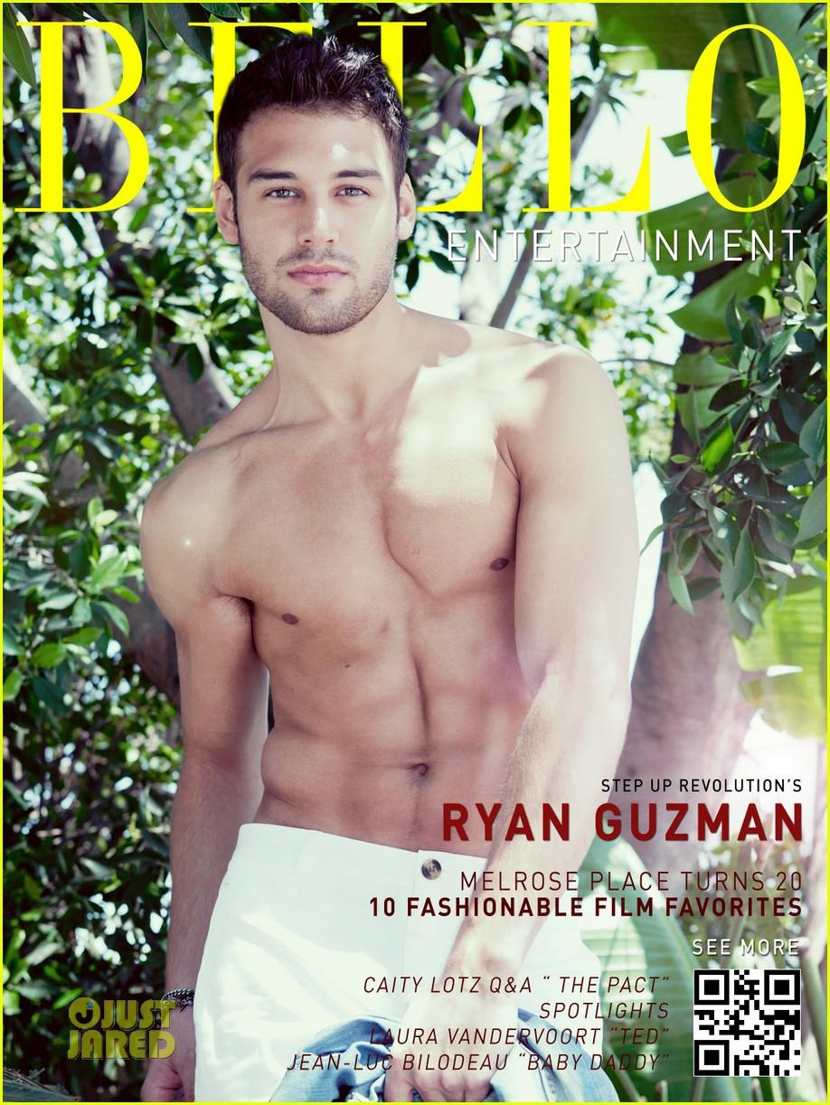 04 ryan guzman shirtless bello magazine2678650
