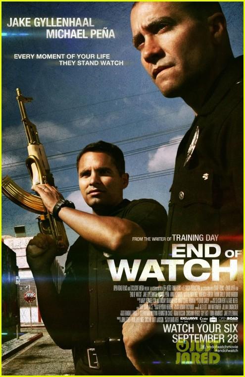 jake gyllenhaal end watch poster2671713