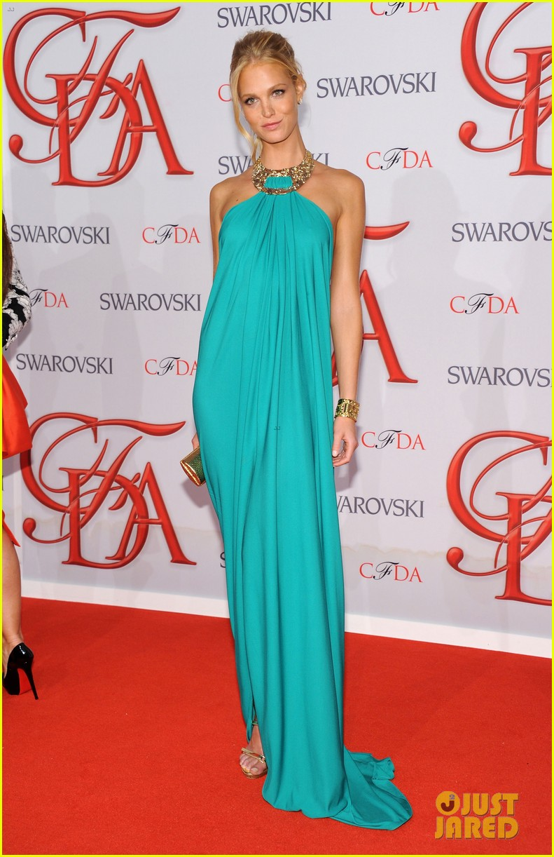 erin heatherton selita ebanks cfda fashion awards 2012 012670551
