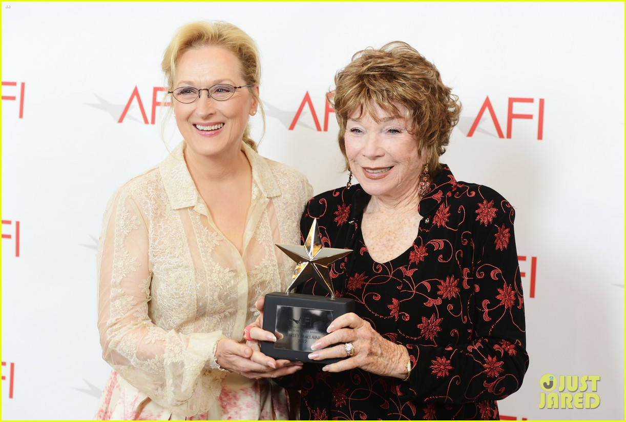 katherine heigl meryl streep afi achievement ceremony 25