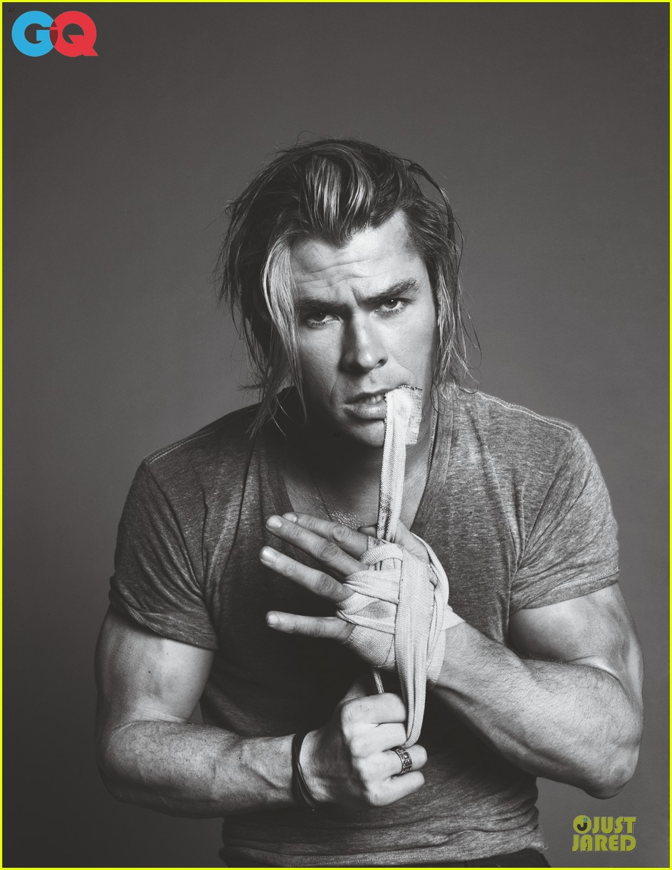 chris hemsworth gq feature