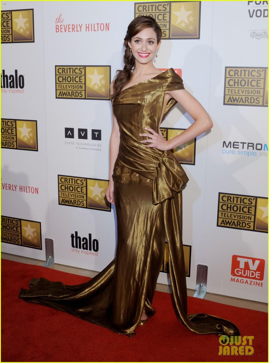christina hendricks emmy rossum critics choice tv awards 072676864