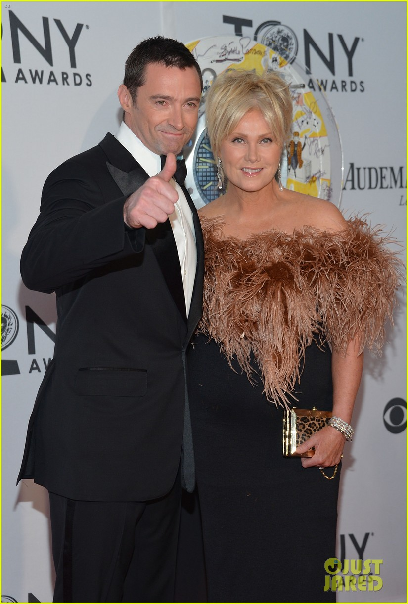 hugh jackman tony awards 2012 deborra lee furness 06