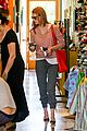 january jones shoe shopping with xander 19