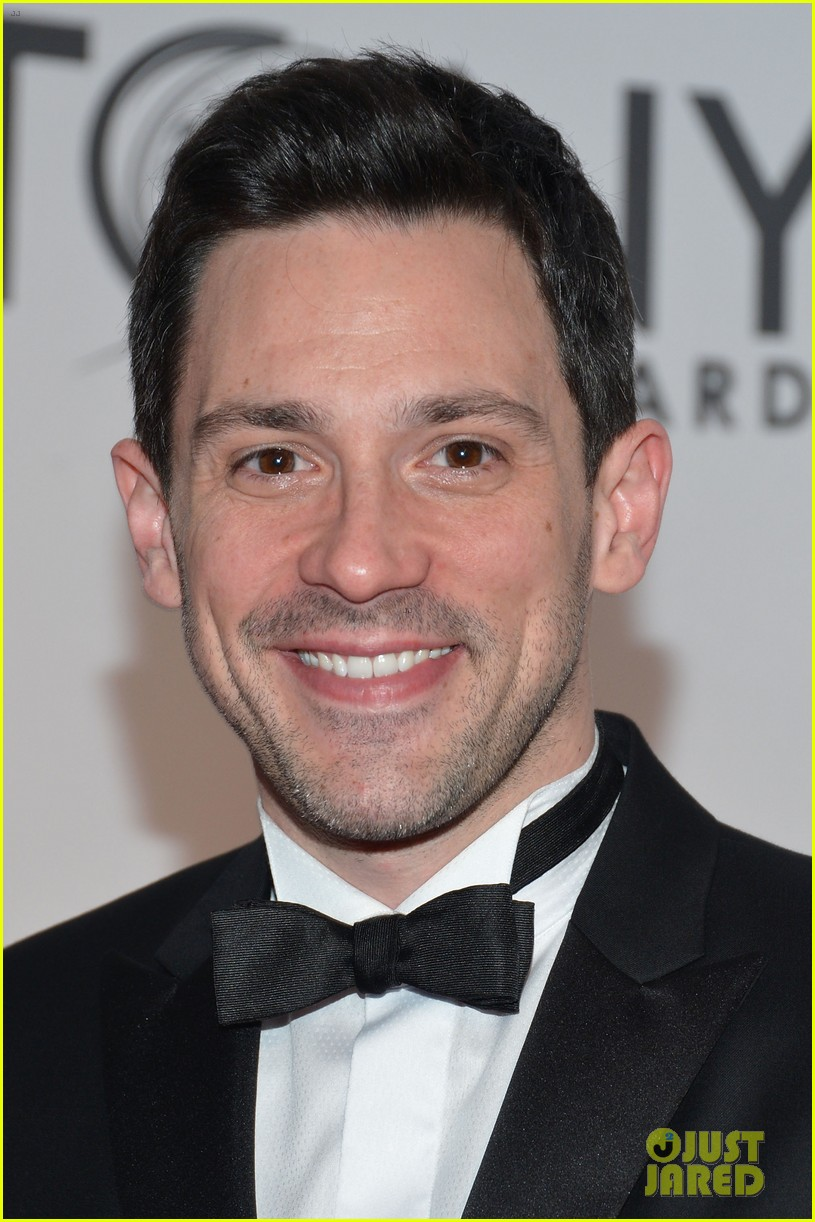 jeremy jordan steve kazee tony awards 2012 122673211