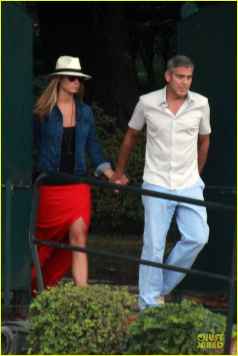 stacy keibler not pregnant george clooney baby 06