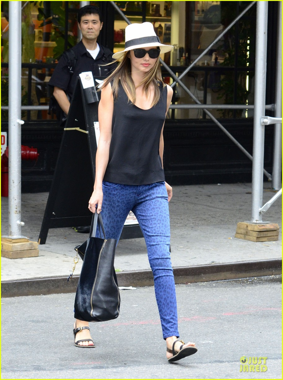 miranda kerr midtown manhattan 012679700