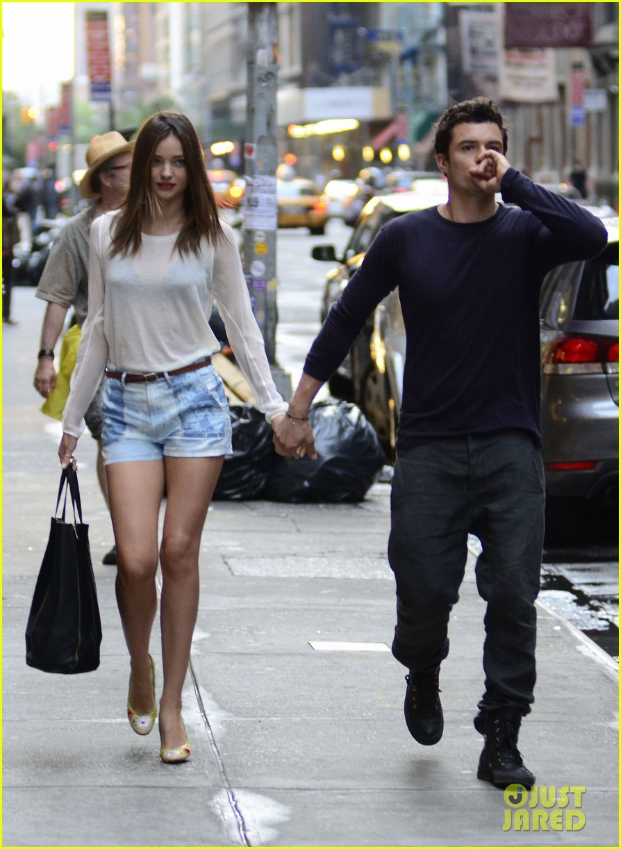 miranda kerr orlando bloom nyc outing 062679444