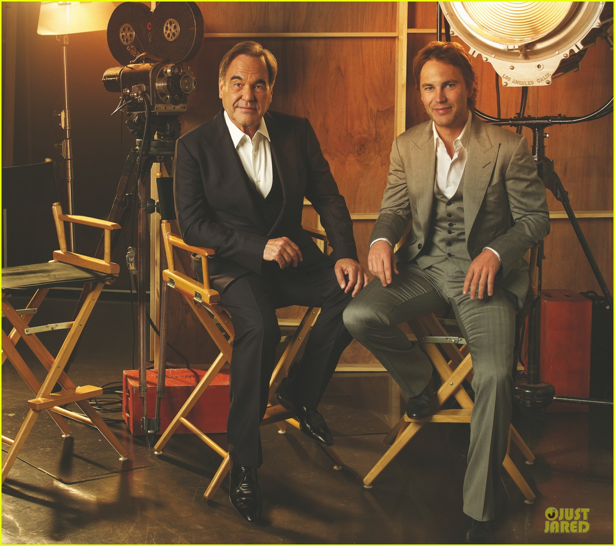 taylor kitsch oliver stone los angeles confidential 032671786