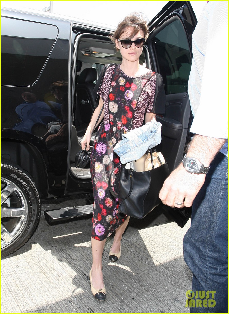 keira knightley leaving lax 012677485