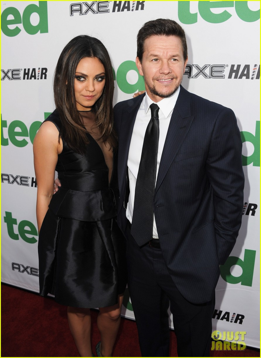 "Mila Kunis and Mark Wahlberg - Spike TV's 6th Annual 2012 ""Guys Choice ..."