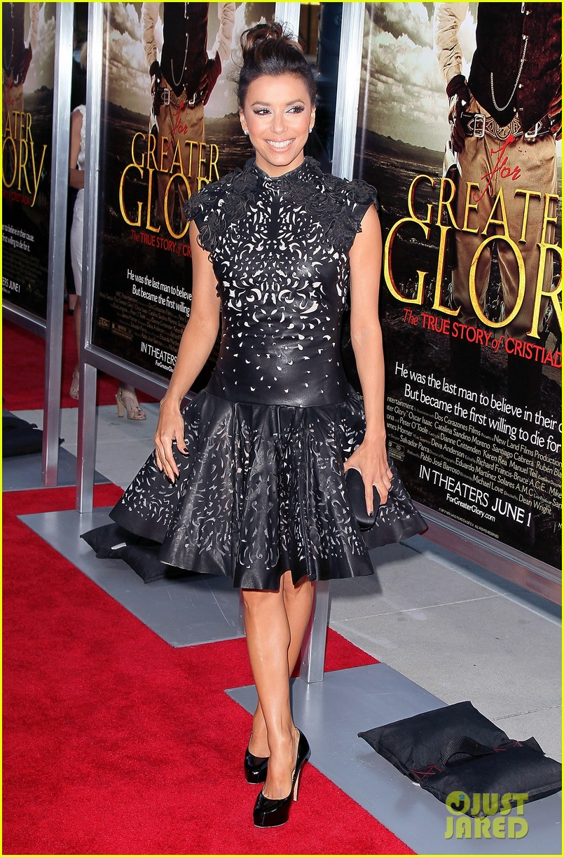 eva longoria for greater glory premiere 042669049