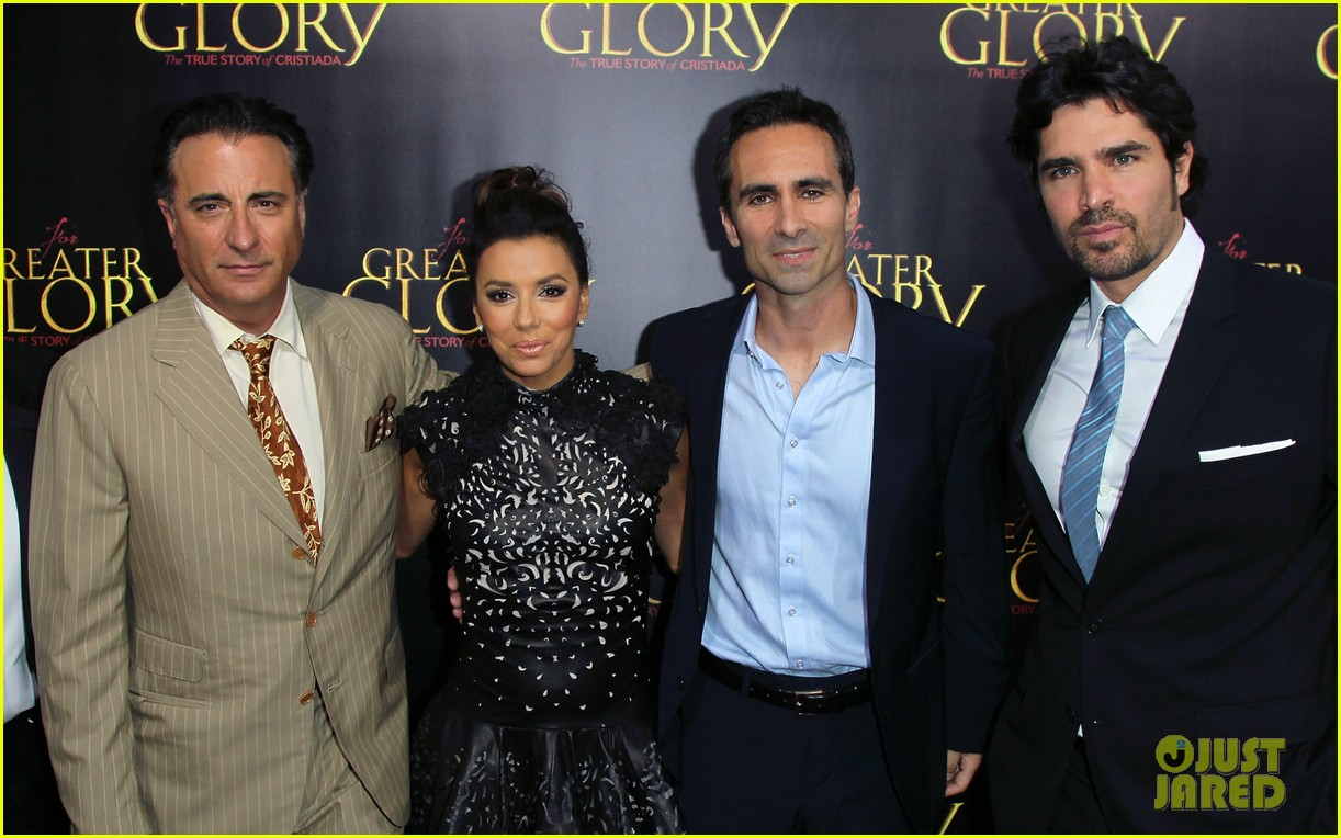 eva longoria for greater glory premiere 10