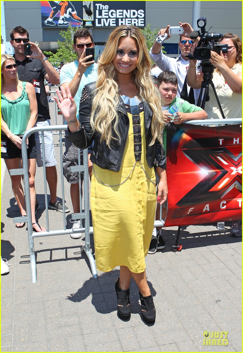 demi lovato kansas city x factor 102672274