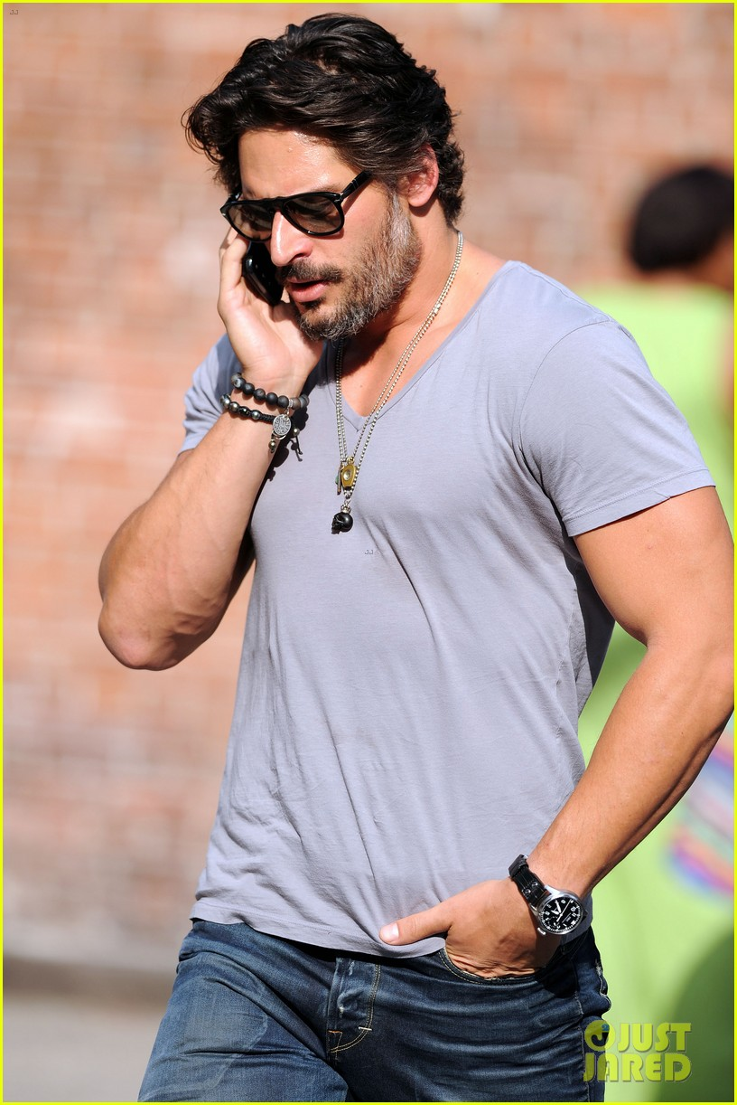 joe manganiello magic mike in theaters now 10