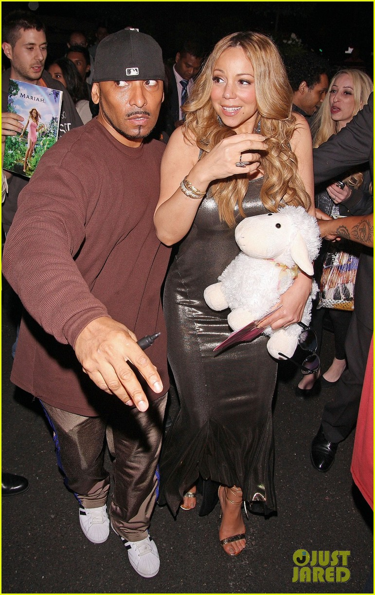 mariah carey had a little lamb little lamb 082679849