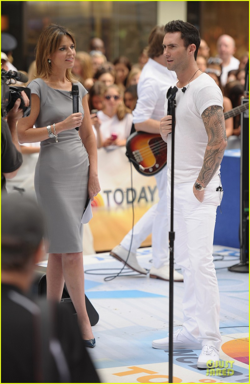 maroon 5 today show 022680867