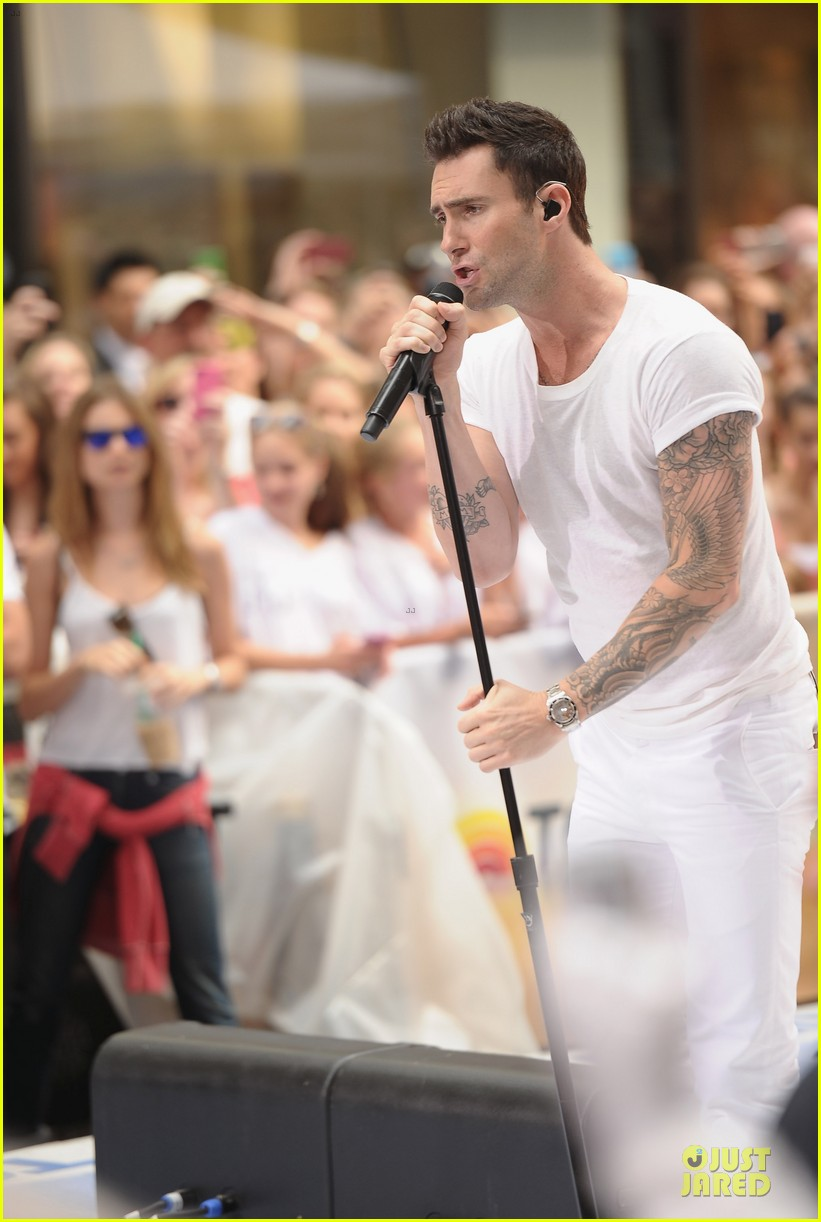 maroon 5 today show 032680868