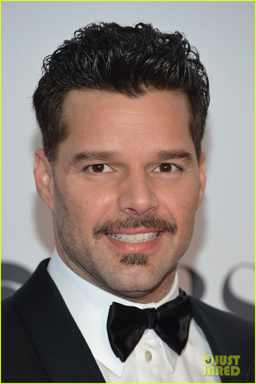 ricky martin 2012 tony awards 012673263