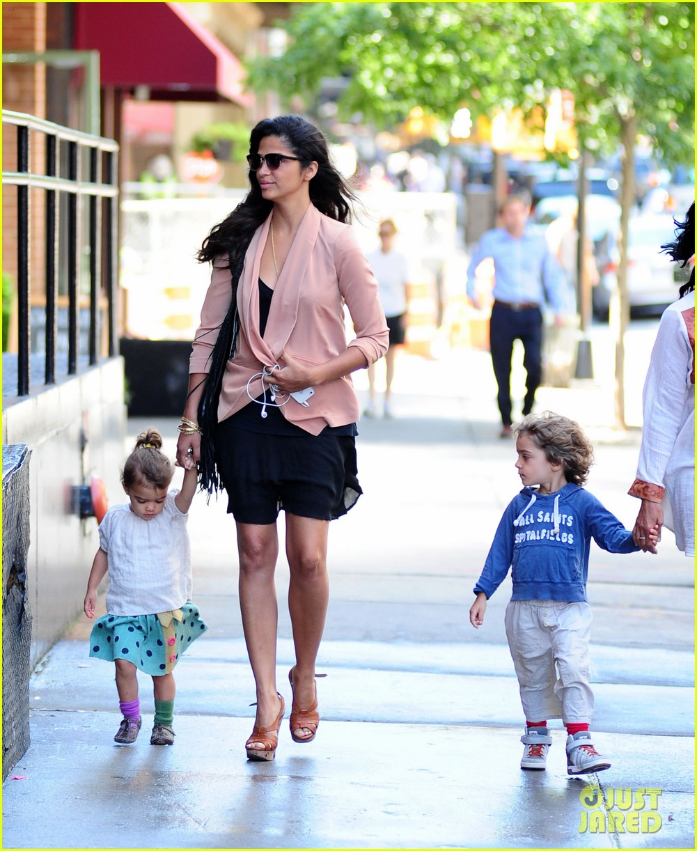 matthew mcconaughey camila alves out and about 092680375