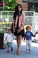 matthew mcconaughey camila alves out and about 14