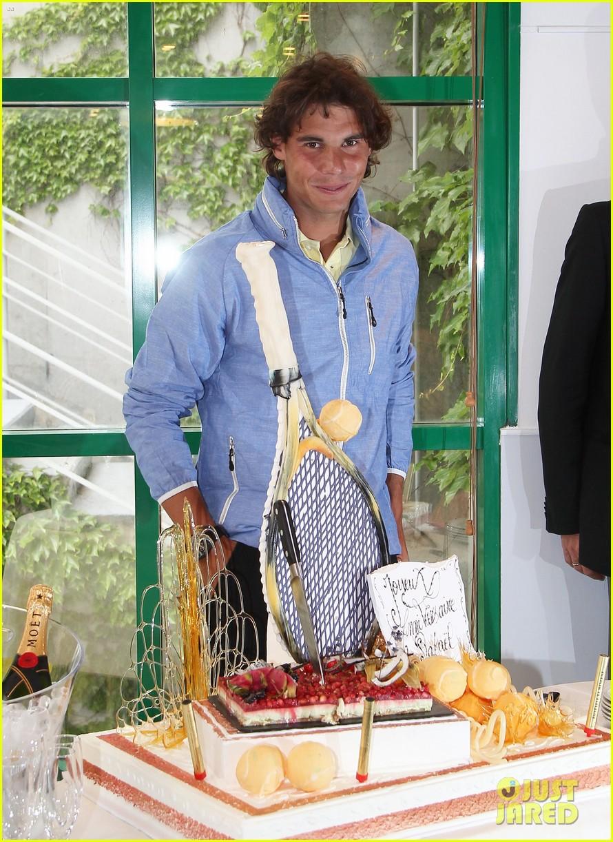 rafael nadal birthday celebration in paris 022670287