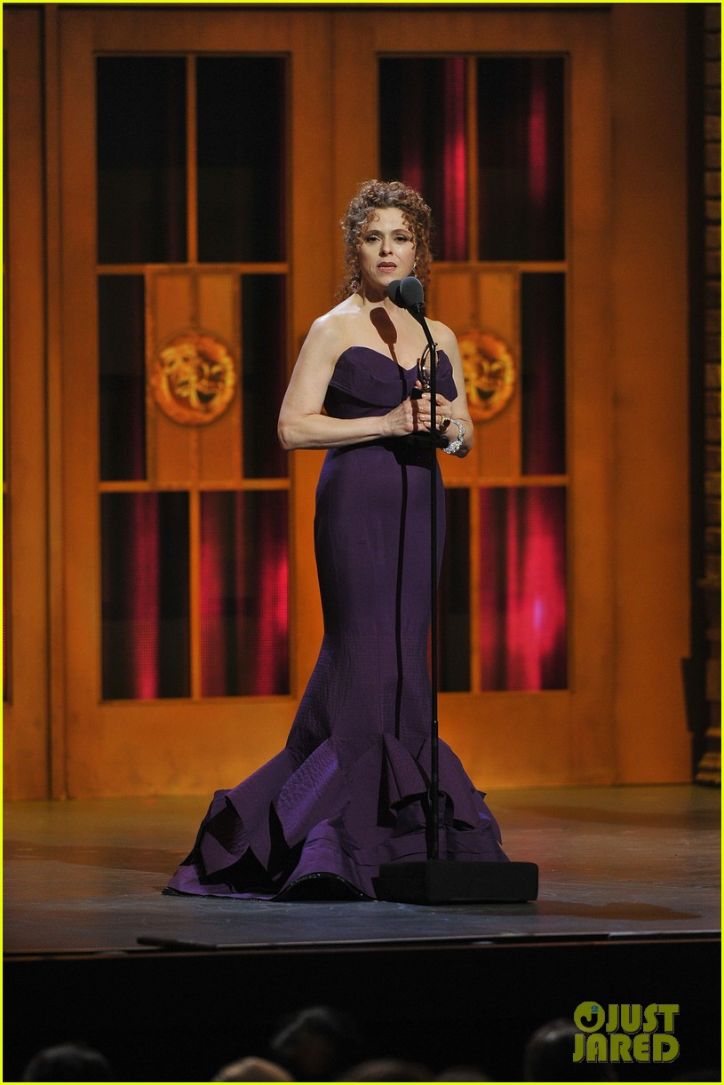 cynthia nixon bernadette peters tony awards 2012 072673413