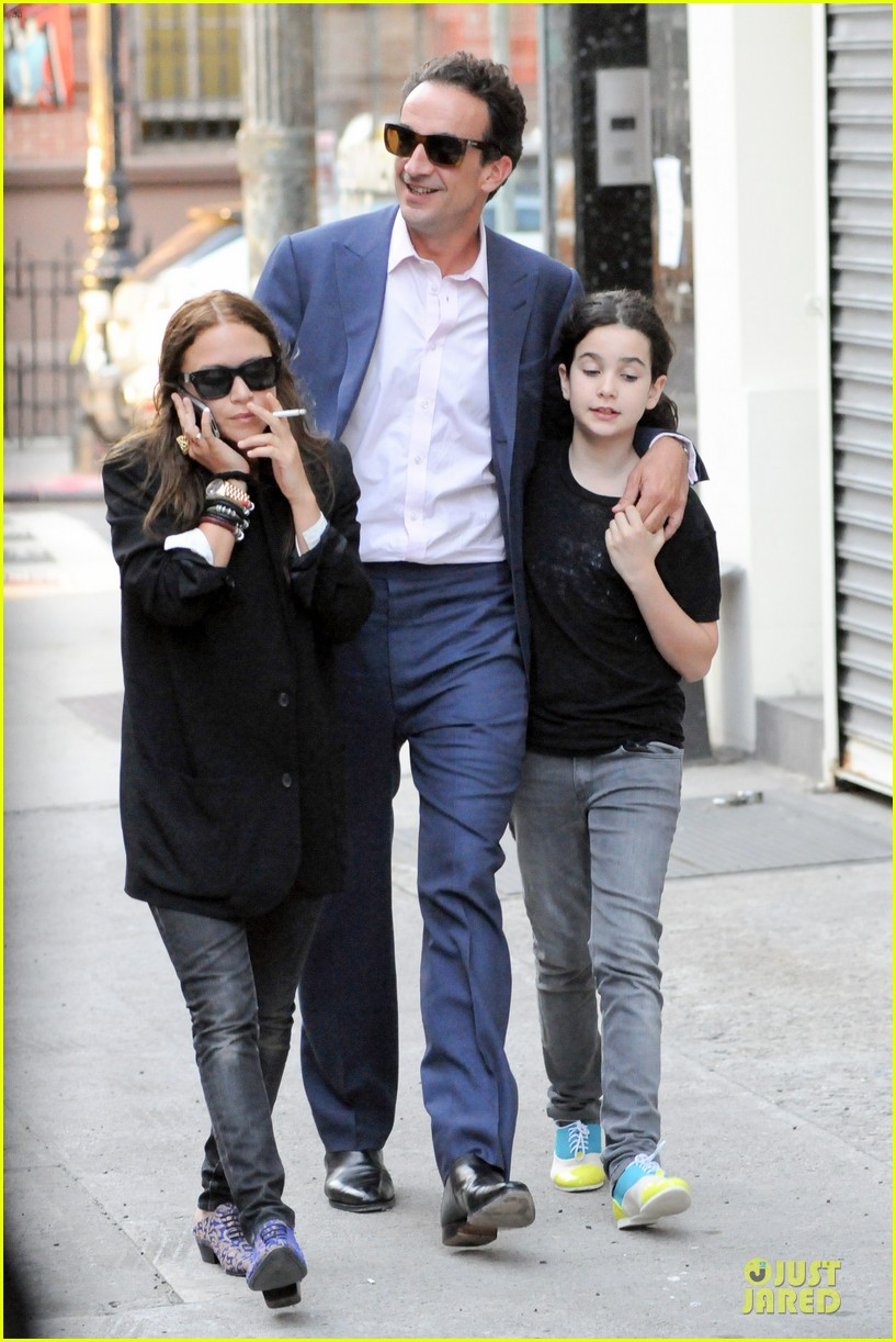 mary kate and ashley olsen out to lunch 00