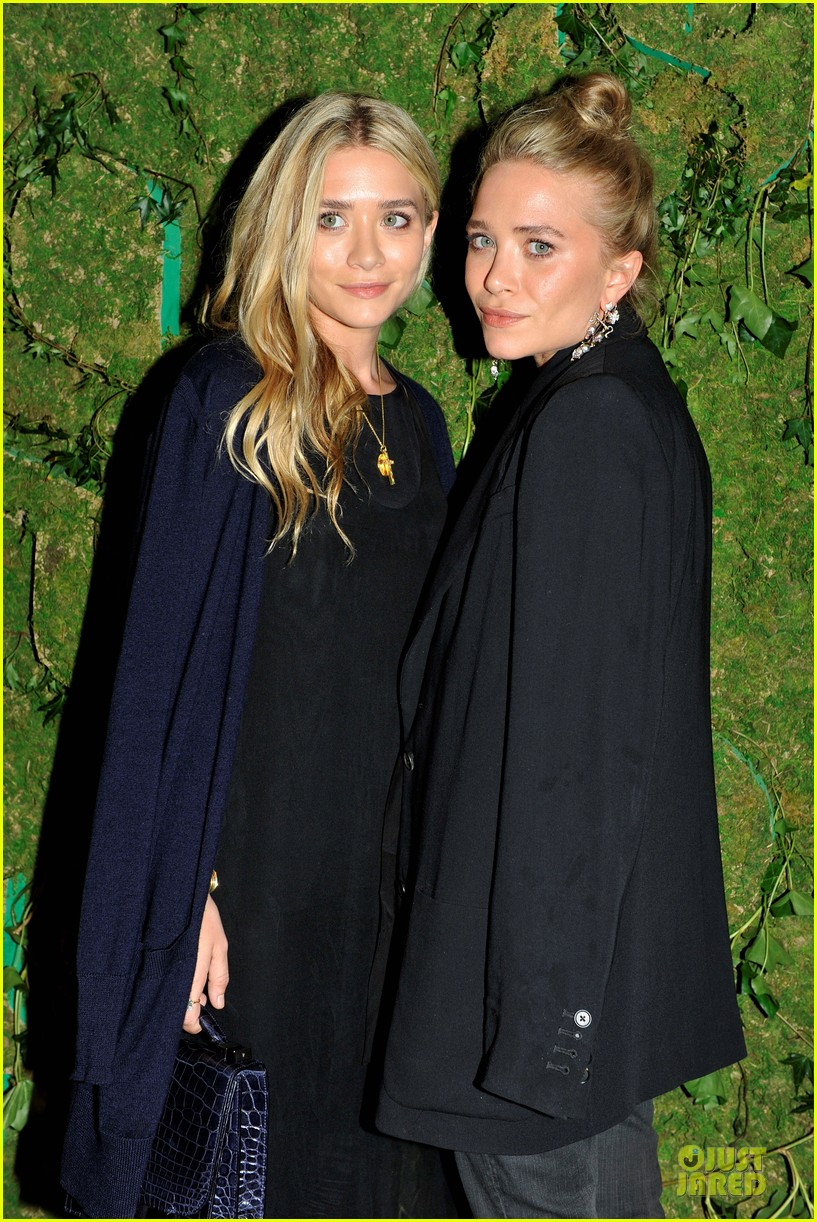 ashley mary kate olsen superga launch 012670327