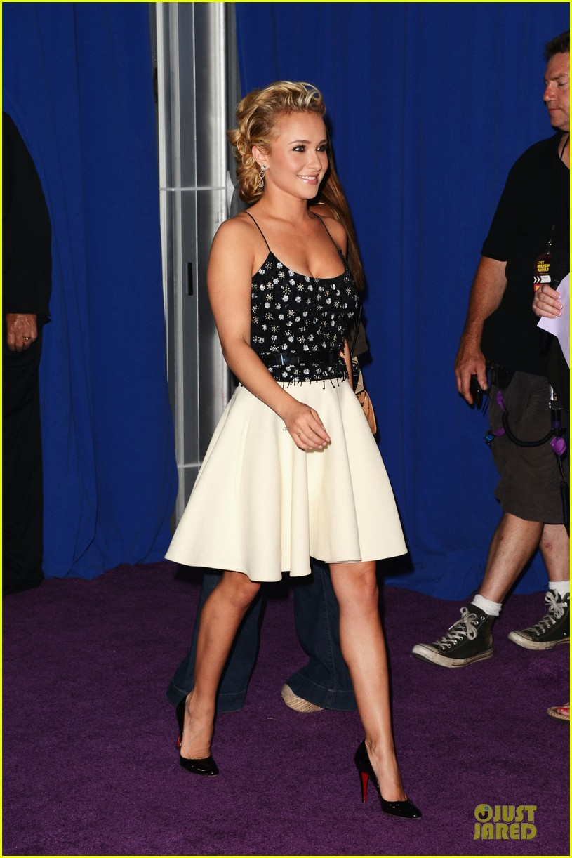 hayden panettiere cmt music awards 2012 06