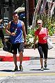 hayden panettiere workout brentwood 06