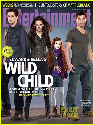 robert pattinson kristen stewart wild child ew cover 022674582