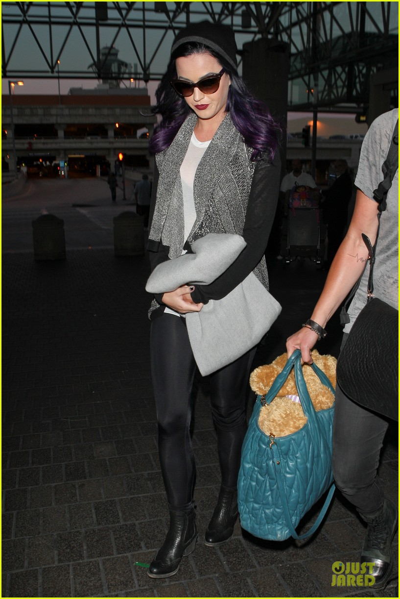 katy perry lax departure 032671204