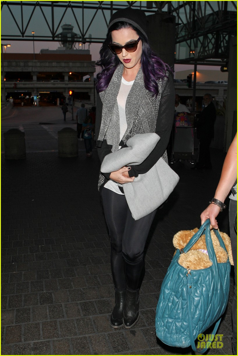 katy perry lax departure 062671207